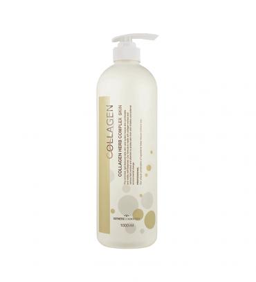ESTHETIC HOUSE Collagen Herb Complex Skin Тонер для обличчя з морським колагеном, 1000 мл