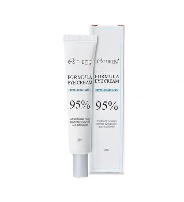 ESTHETIC HOUSE Formula Eye Cream Hyaluronic Acid 95% Крем для очей Гіалурон кислота, 30 мл