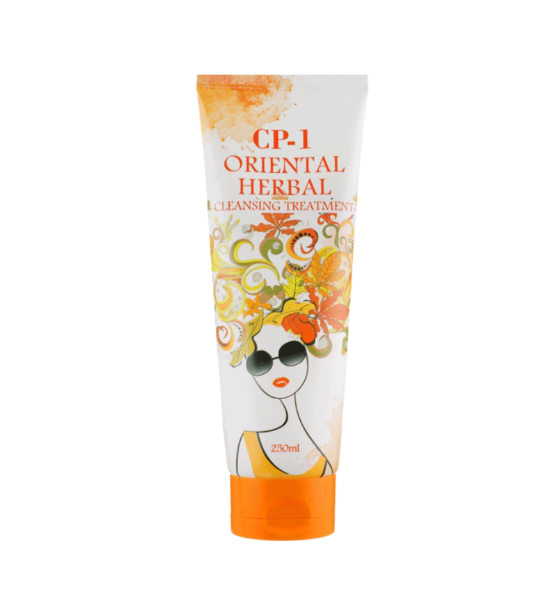 ESTHETIC HOUSE CP-1 Oriental Herbal Cleansing Treatment Маска для волосся Східні трави, 250 мл