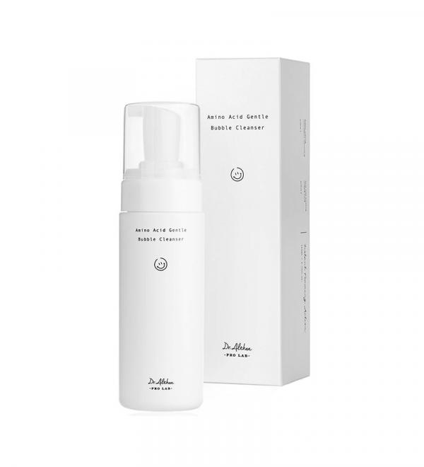 DR. ALTHEA PRO LAB Amino Acid Gentle Bubble Cleanser Пінка для вмивання з амінокислотами, 140 мл