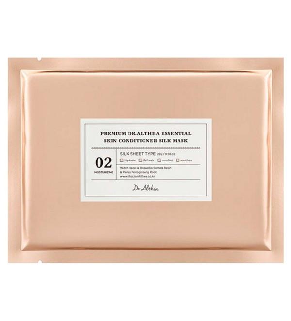 DR. ALTHEA Premium Essential Skin Conditioner Silk Mask Маска для обличчя тканинна, 5 шт х 28 гр