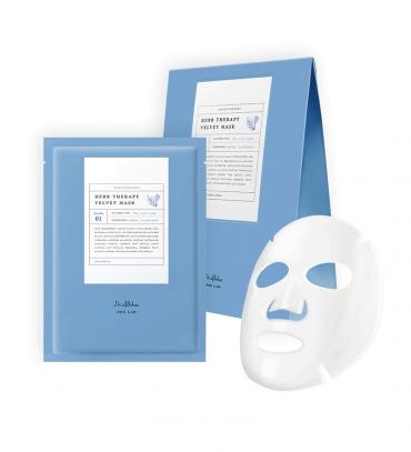 DR. ALTHEA PRO LAB Herb Therapy Velvet Mask Маска для обличчя тканинна, 10 шт х 27 гр