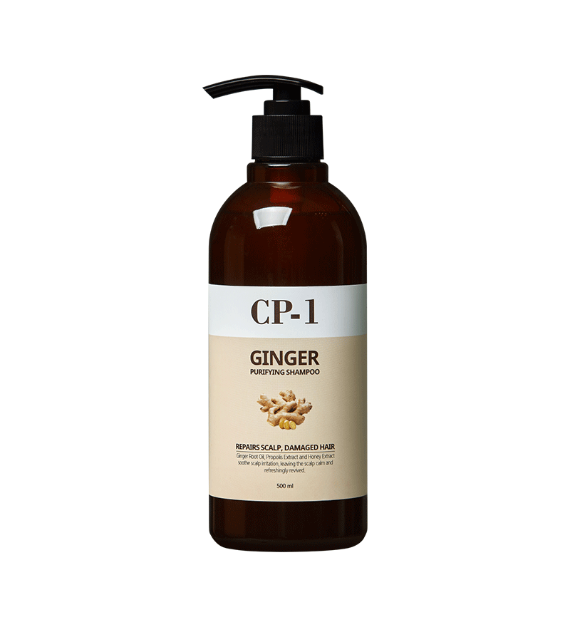 ESTHETIC HOUSE CP-1 Ginger Purifying Shampoo Шампунь для волосся очищувальний Імбир, 500 мл