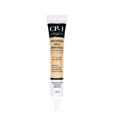 ESTHETIC HOUSE CP-1 Premium Silk Ampoule Сироватка для сухого пошкодж волосся незмивна, 20 мл