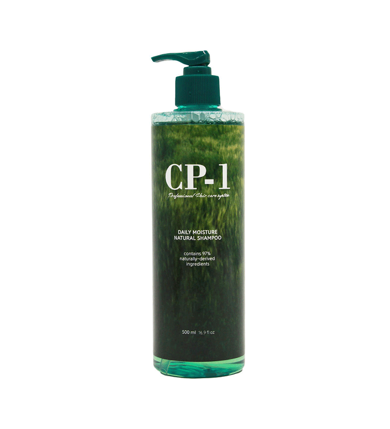 ESTHETIC HOUSE CP-1 Daily Moisture Natural Shampoo Шампунь для волосся Щоден Натуральн, 500 мл