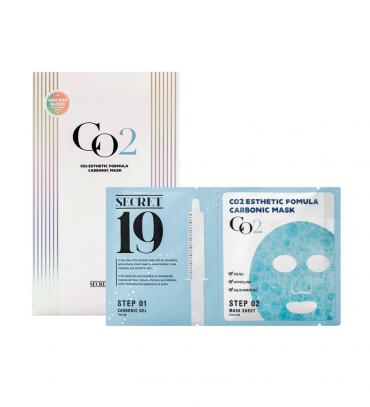 ESTHETIC HOUSE Secret19 CO2 Formula Carbonic Mask Маска-активатор Карбокситерапія, 1 шт 15 мл