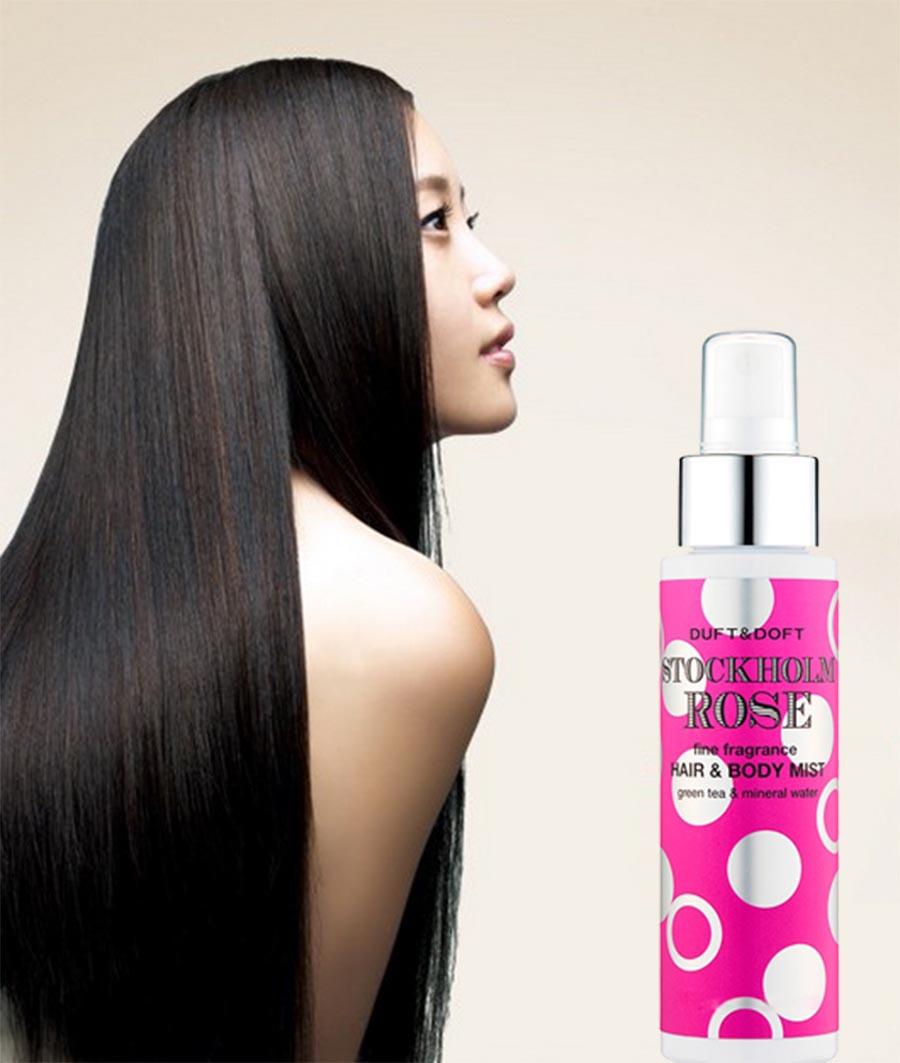 Купить оптом корейский мист для волос
