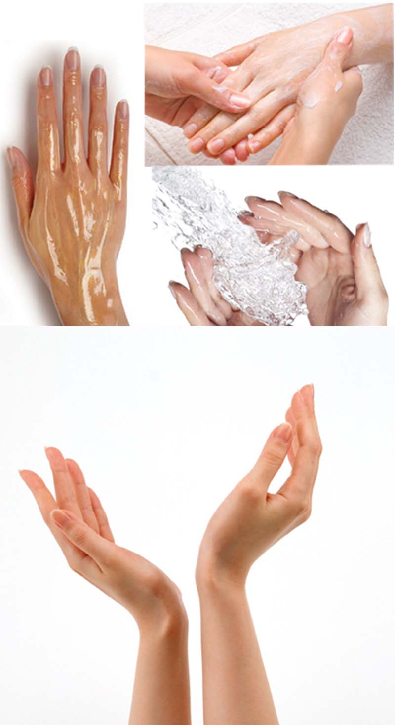 Средства для ухода за кожей рук