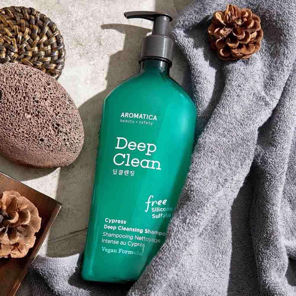 корейские очищающие шампуни для волос оптом
